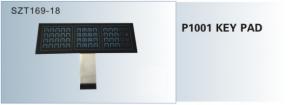 Leonardo , P1001 key pad