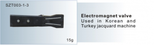 Electromagnet valve Korean and Turkey Jaquard