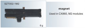 Magnet bar  Used in CX860,M2 module