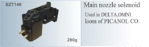 Main nozzle solenoid DELTA , PICANOL