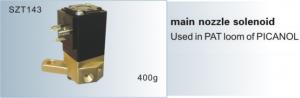 Main nozzle solenoid PICANOL CO