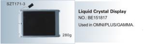 Màn cảm ứng PICANOL Liquid Crystal Display No. BE151817  OMNI , OMNIPLUS ,  GAMMA  SZT171-3