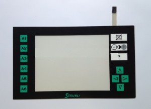 TOUCH SCREEN  PANEL USED FOR JC5    F130355117
