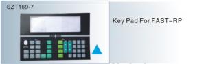 Phím bấm , phím nhấn Key Pad For FAST-RP  SZT169-7