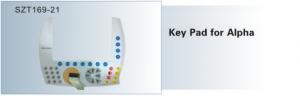 Phím bấm , phím nhấn Key pad for ALPHA  SZT169-21
