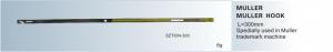 Móc Muller hook L=300mm SZT004-300