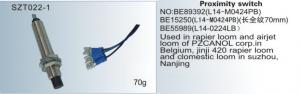 Bộ cảm biến Proximity switch BE89392 (L14-M0424PB) BE15250 (L14-M0424PB) BE55989 (L14-0224LB) PICANOL  SZT022-1