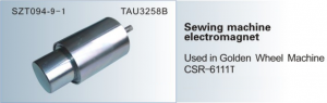 Sewing machine electromagnet Used in Golden Wheel Machine CSR-6111T  SZT 094-9-1  TAU3258B