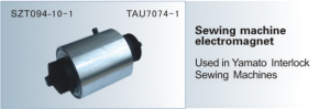 Sewing machine electromagnet Used in Yamato Interlock Sewing Machines SZT 094-10-1  TAU7074-1