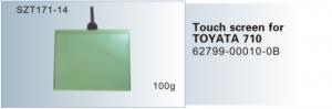 Màn hình TOYATA 710 No.62799-00010-0B  SZT171-14