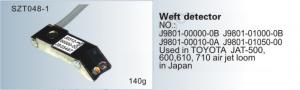 Weft detector NO. J9801-00000-0B  J9801-01000-0B  J9801-00010-0A  J9801-01050-00 Used in TOYOTA JAT-500, 600, 610, 710 air-jet loom SZT048-1