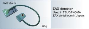 ZAX detector Used in TSUDAKOMA ZAX air-jet loom in Japan SZT052-5