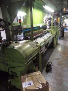 4 máy dệt nhãn Somet 11E Jacquard Staubli